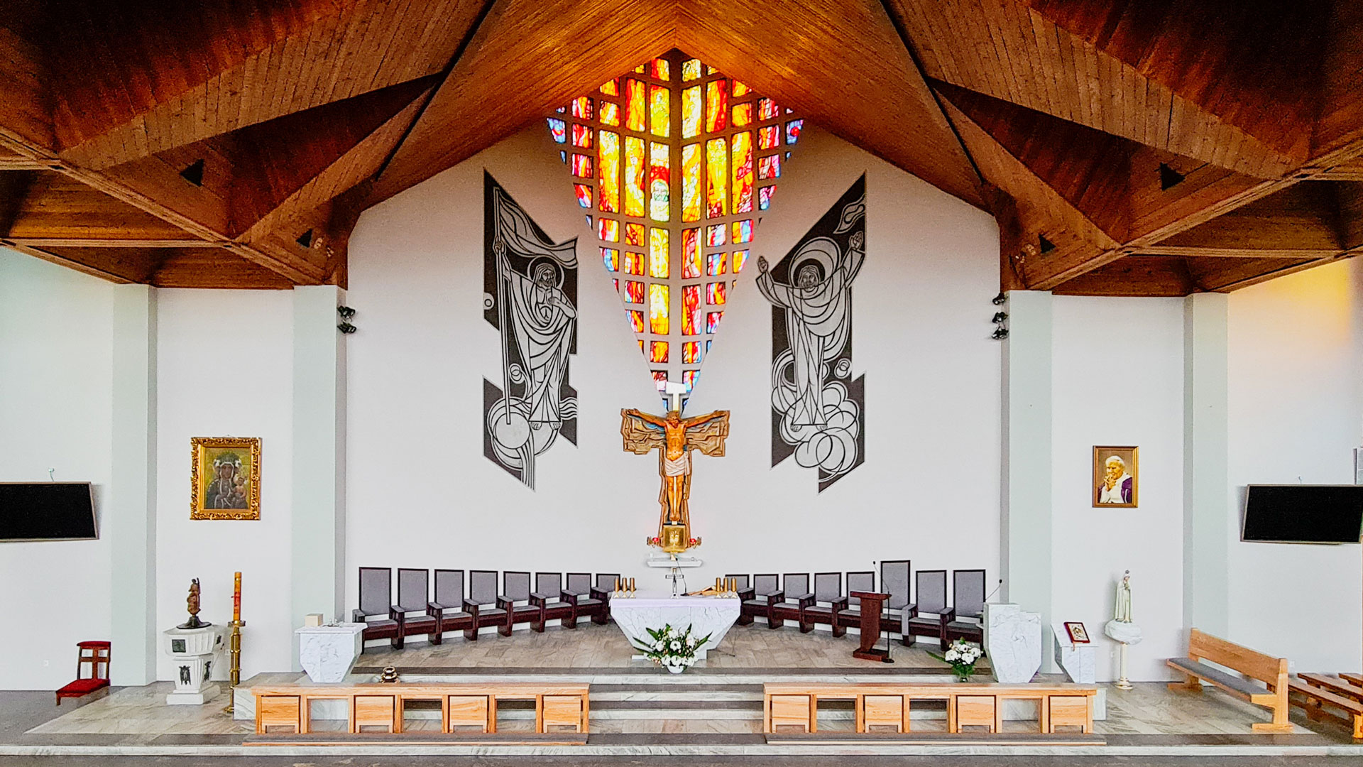 Parafia pw. ChrystusaOdkupiciela w Poznaniu